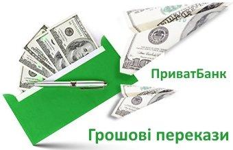 Системи грошових переказів в Приватбанку